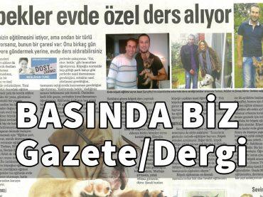 Basında Biz – Gazete / Dergi